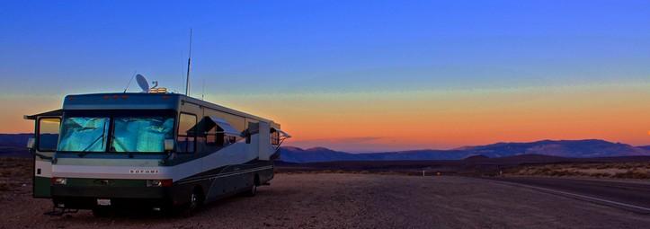 camping car espagnol