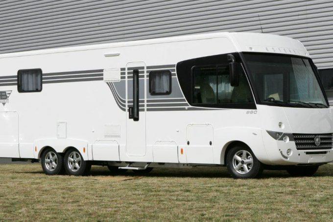 camping car esterel