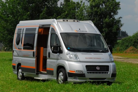 camping car globecar