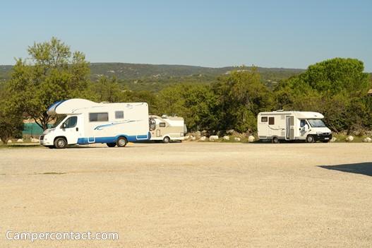 camping car gordes