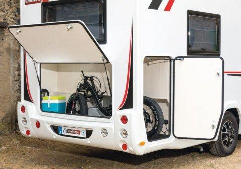 camping car grande soute