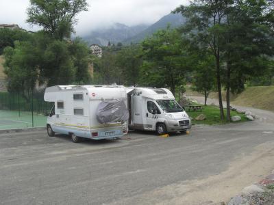 camping car grasse