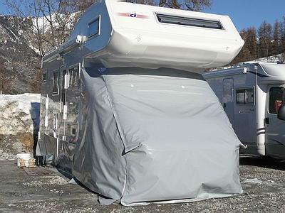 camping car hiver