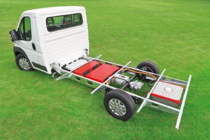 camping car hybride