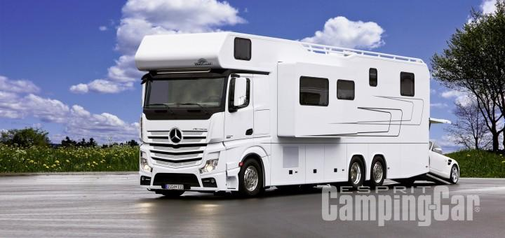 camping car immense