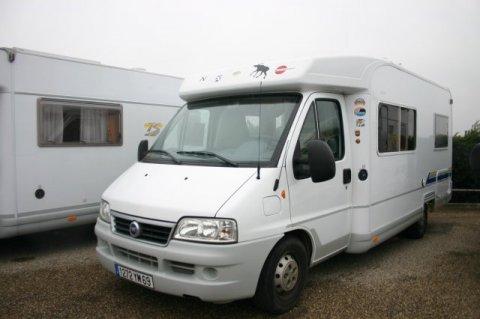 camping car integral 20000 euros