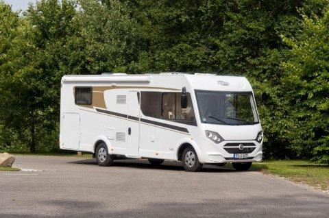 camping car integral 2018