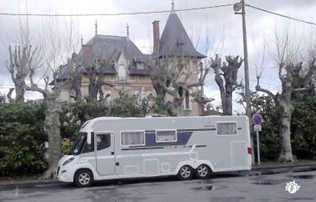 camping car integral 6 50