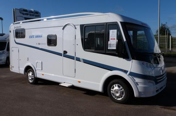camping car integral 6 places occasion