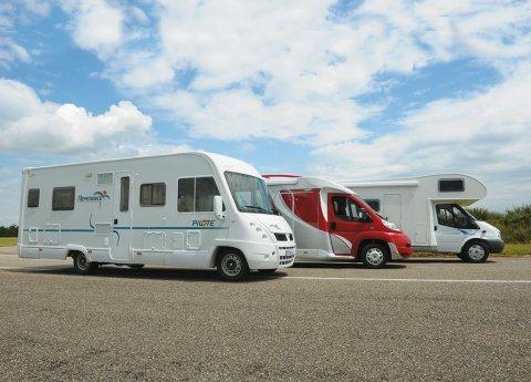 camping car integral 7 metres