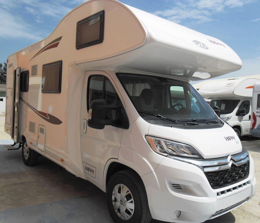 camping car integral 7 places carte grise