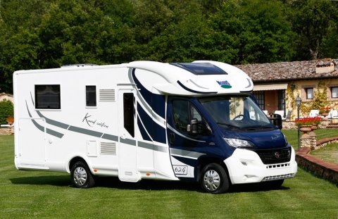 camping car integral 7 places