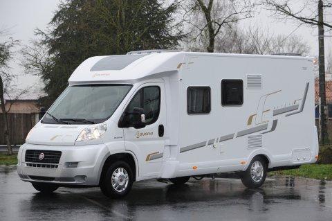 camping car integral 7m