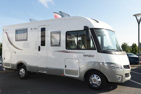 camping-car integral 840f