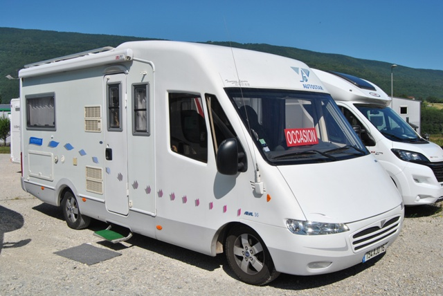 camping car integral autostar occasion