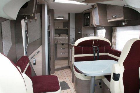 camping car integral bavaria i 740 lc