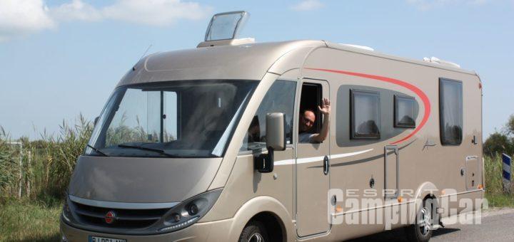 camping car integral burstner aviano i 727