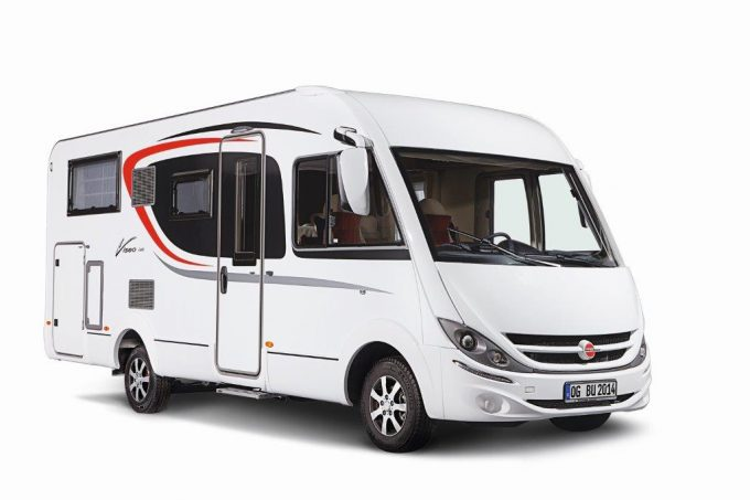 camping car integral burstner viseo i 726