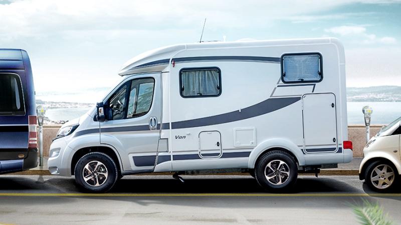 camping car integral compact