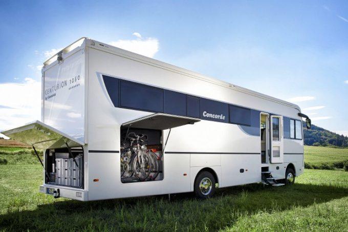 camping car integral concorde
