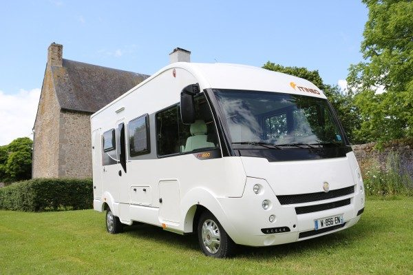 camping car integral de moins de 6 metres