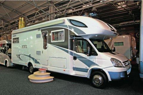 camping-car integral dethleffs xxl