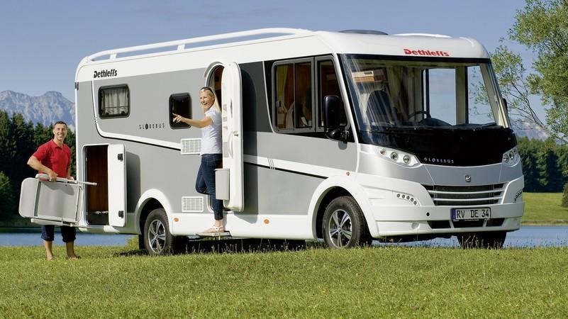 camping car integral dethleffs