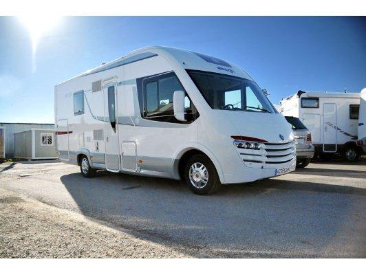 camping car integral elnagh magnum 70