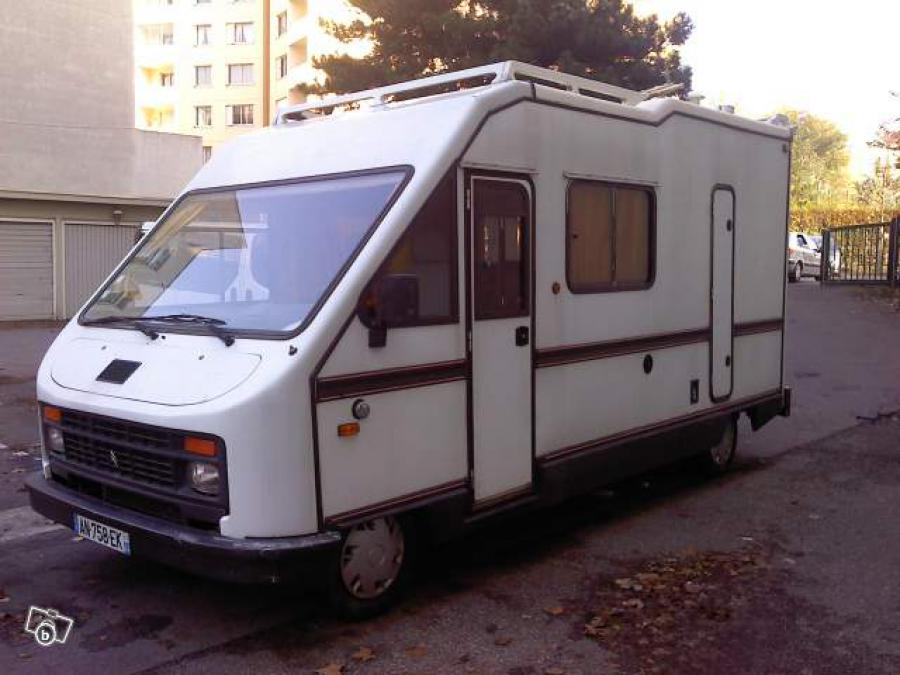 camping car integral essence