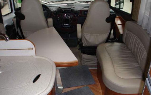 camping-car integral esterel 37 tb