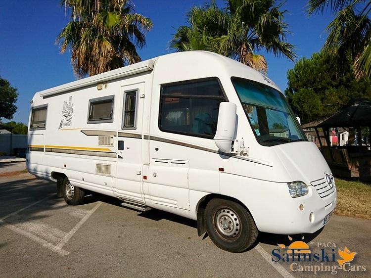 camping car integral esterel