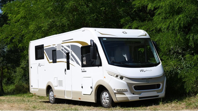 camping car integral etroit