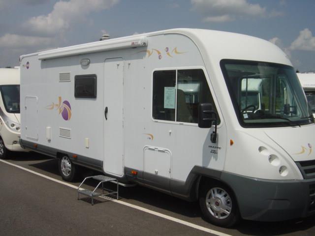 camping car integral fiat