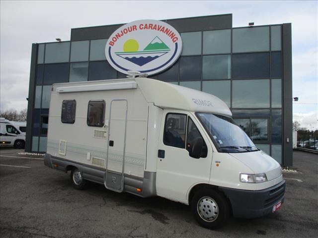 camping car integral fleurette occasion