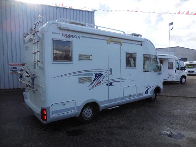 camping car integral frankia 600 sd