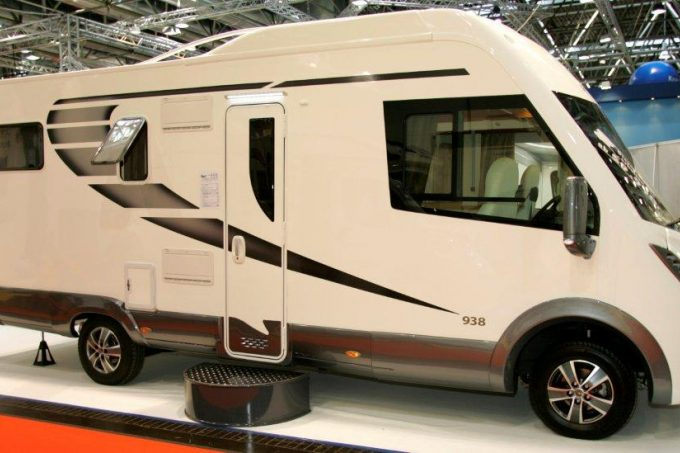 camping car integral giottiline
