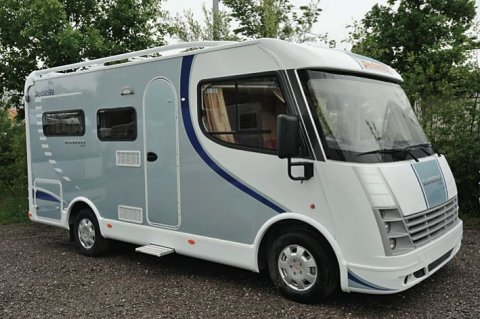 camping car integral globebus
