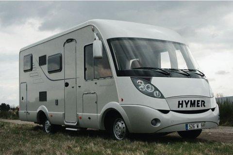 camping car integral hymer b 574 cl