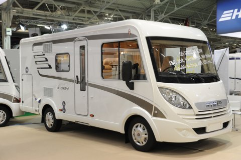camping car integral hymer exsis-i 512