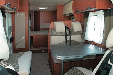 camping car integral itineo cd 720