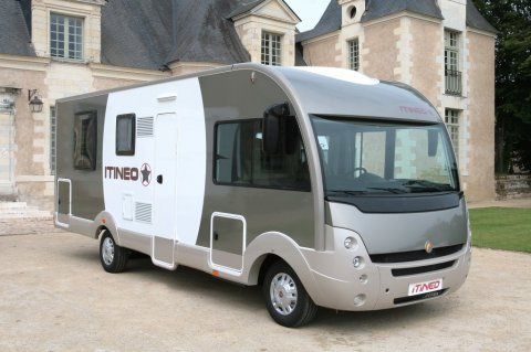 camping car integral itineo occasion