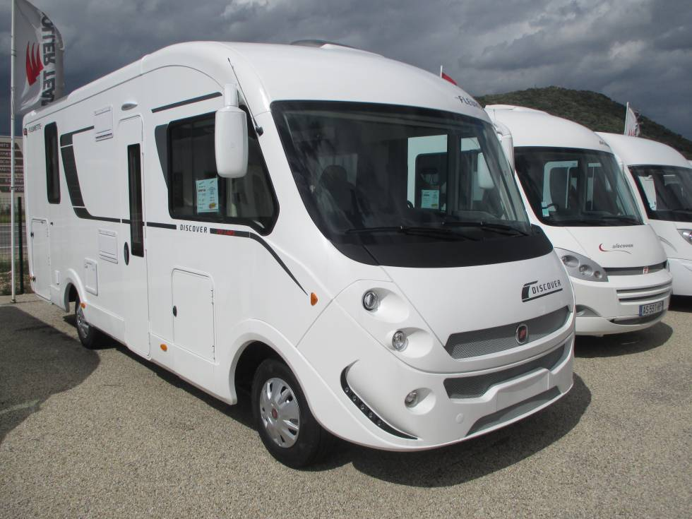 camping car integral le moins cher