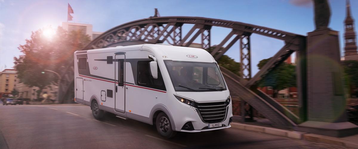 camping car integral lmc