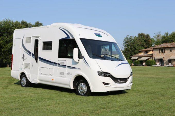 camping car integral moins de 6 metres