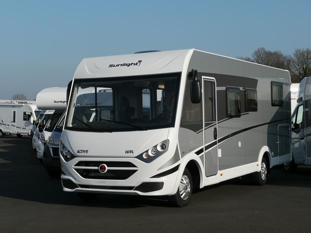 camping car integral neuf 2018