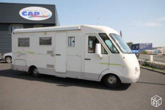 camping car integral notin occasion