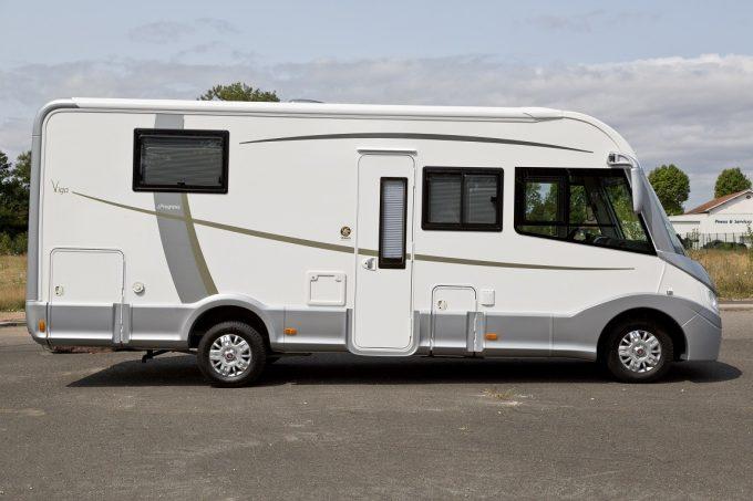 camping car integral notin type vigo