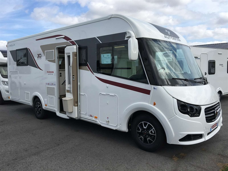 camping car integral occasion 150cv