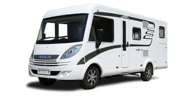 camping car integral ou profile