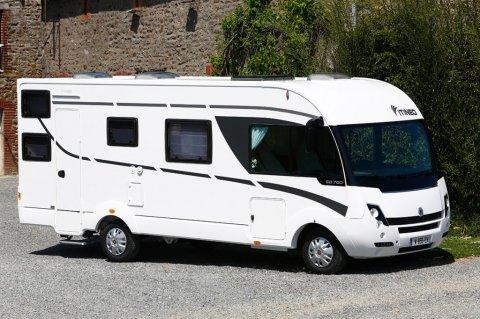 camping car integral pas cher